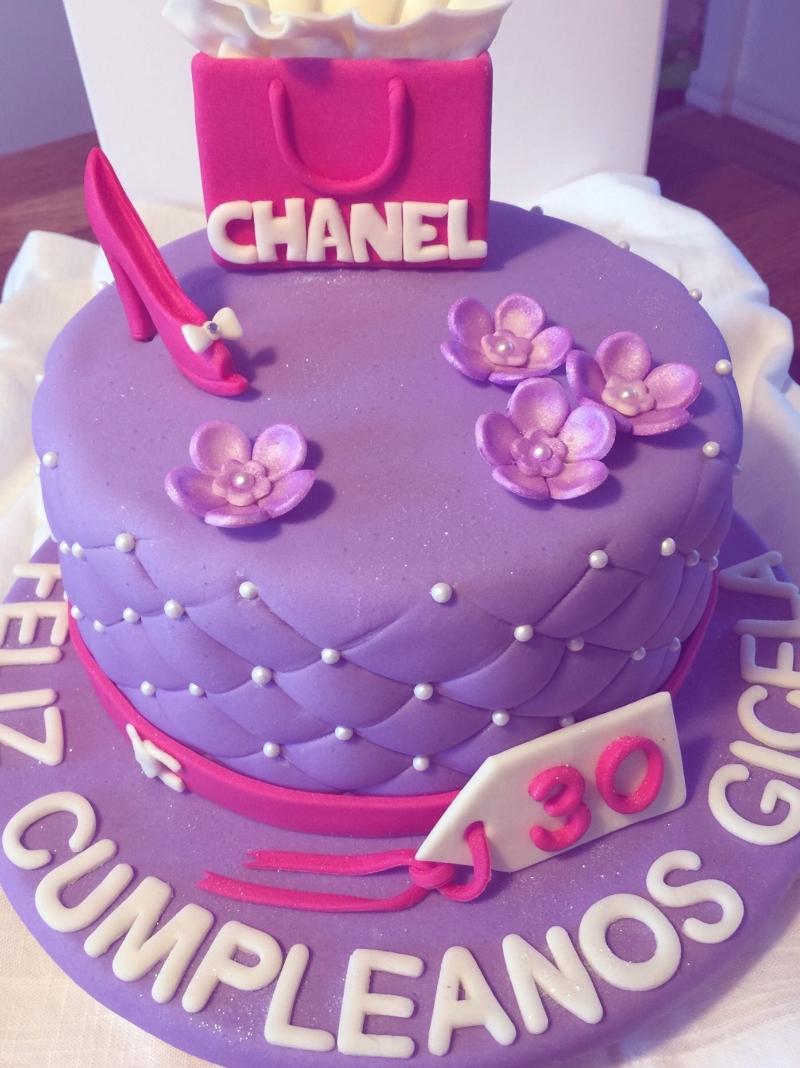 Chanel-tårta